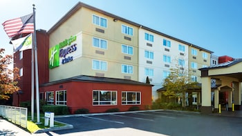 北西雅圖海岸智選假日飯店 Holiday Inn Express Hotel & Suites North Seattle - Shoreline, an IHG Hotel