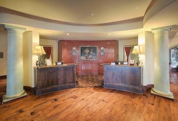 Reception at Hotel Los Gatos - A Greystone Hotel in Los Gatos