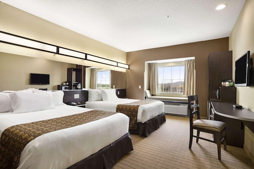 . Microtel Inn & Suites by Wyndham Cambridge