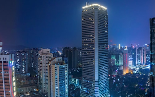 . Crowne Plaza Guangzhou City Centre