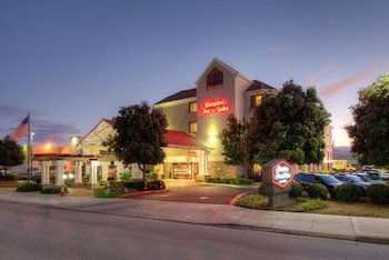 舊金山柏林甘機場南歡朋套房飯店 Hampton Inn & Suites San Francisco-Burlingame-Airport South