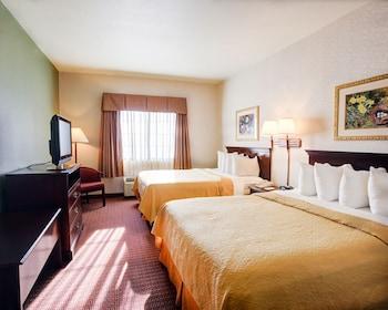 大學附近凱藝套房飯店 Quality Inn & Suites, Near University