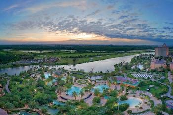 奧蘭多大湖區 JW 萬豪飯店 JW Marriott Orlando Grande Lakes