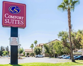 貝克斯菲爾德凱富全套房飯店 Comfort Suites Bakersfield