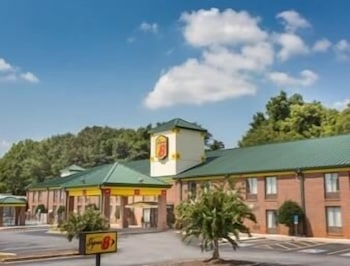 Hotel - Super 8 by Wyndham Spartanburg/I-26 Exit 22