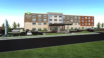 Hotel - Holiday Inn Express & Suites Prospect Heights