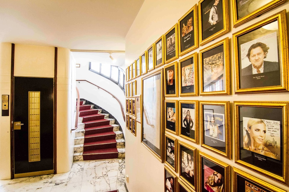 메이페어 호텔 투넬른(Mayfair Hotel Tunneln) Hotel Image 50 - Staircase