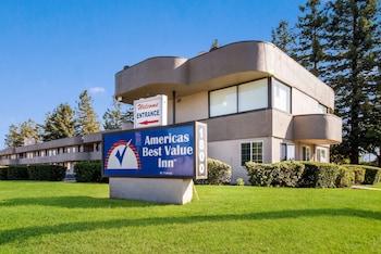 加利福尼亞州聖羅莎美洲最佳價值飯店 Americas Best Value Inn Santa Rosa, CA