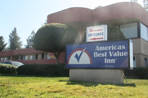 Americas Best Value Inn-Santa Rosa, Sonoma