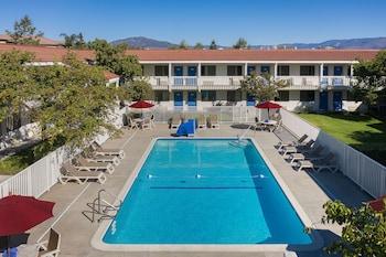 加利福尼亞聖路易斯奧比斯保 - 南 6 號汽車旅館 Motel 6 San Luis Obispo, CA - South