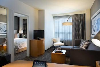 Club Suite, 1 Bedroom, King Bed