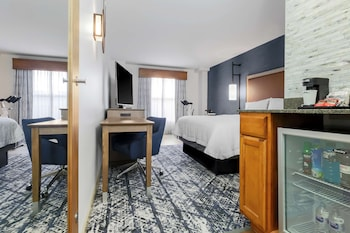 Room, 1 King Bed, Accessible, Bathtub (Fitness Room with Spin Bike & Gymrax)