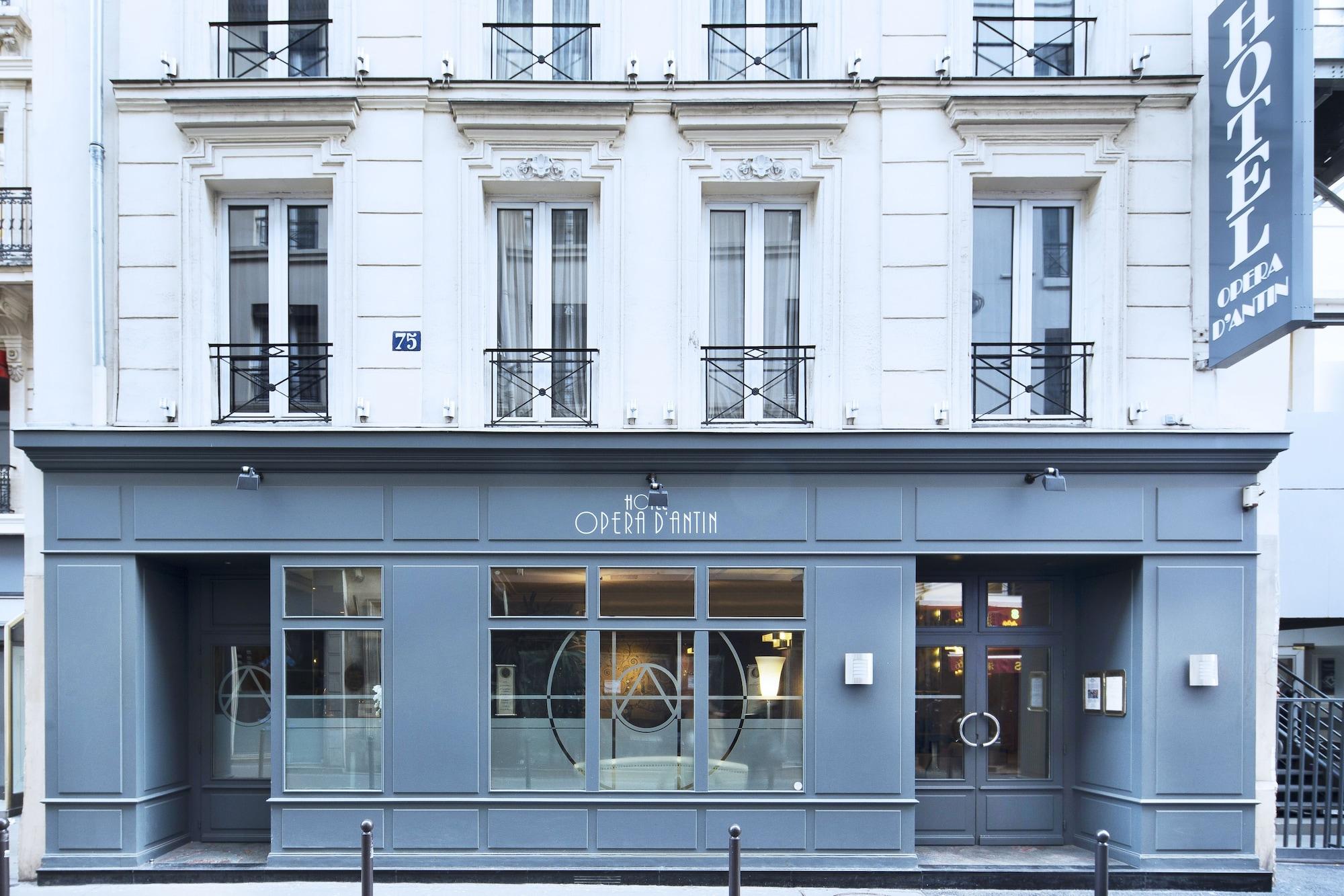 Hotel Opera d'Antin, Paris