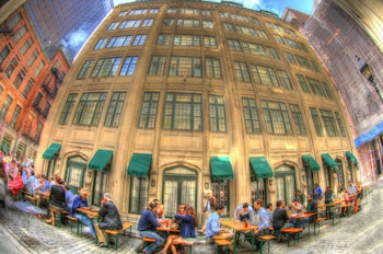 Street View at The Wall Street Inn in New York