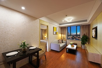 New Harbour Service Apartments - Featured Image