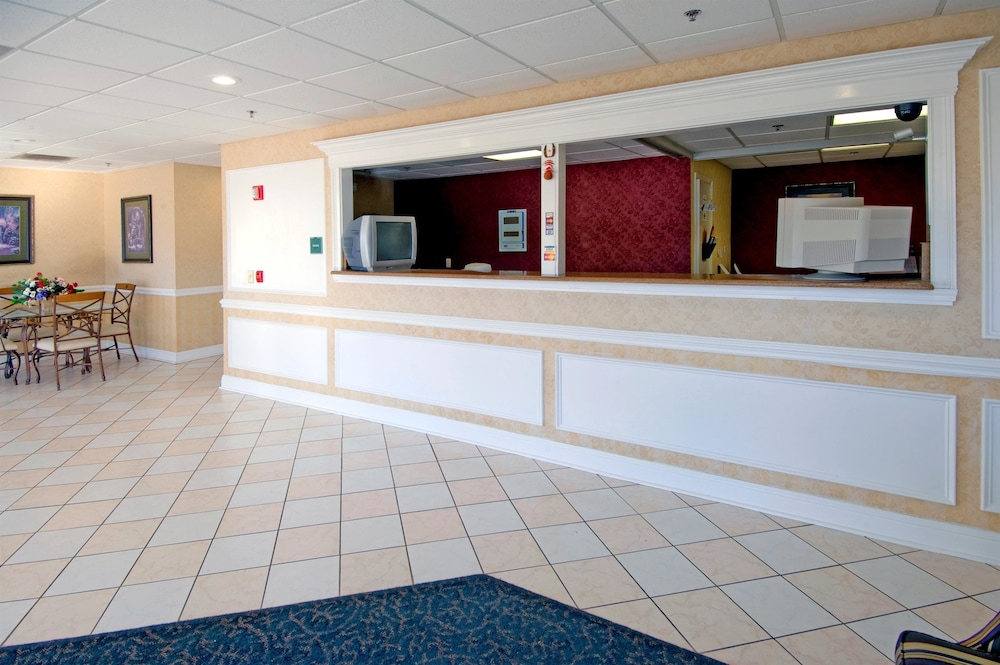 모텔 6 워터 로빈스, 조지아(Motel 6 Warner Robins, GA) Hotel Image 5 - Reception