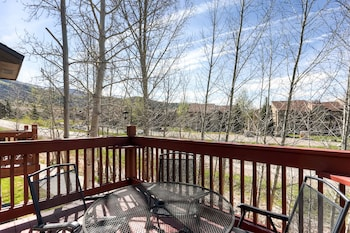 Cascades Townhomes by Steamboat Resorts - Balcony  - #0