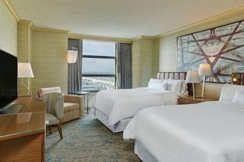 Deluxe Room, 2 Double Beds (SW-M)
