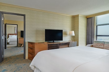 Presidential Suite, 1 Double Bed, Non Smoking (SW-M)