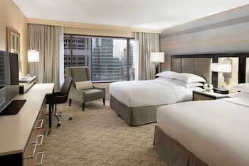 Executive Room - Two Queen Beds