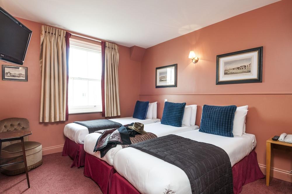 로즈 파크 호텔(Rose Park Hotel) Hotel Image 9 - Guestroom
