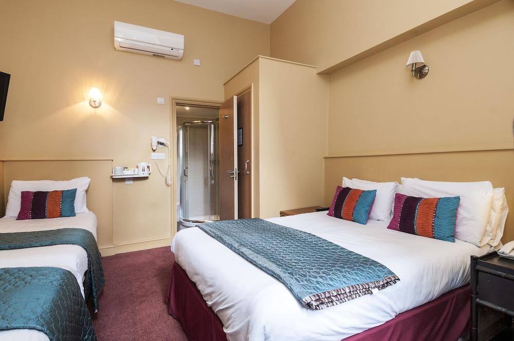 로즈 파크 호텔(Rose Park Hotel) Hotel Image 10 - Guestroom