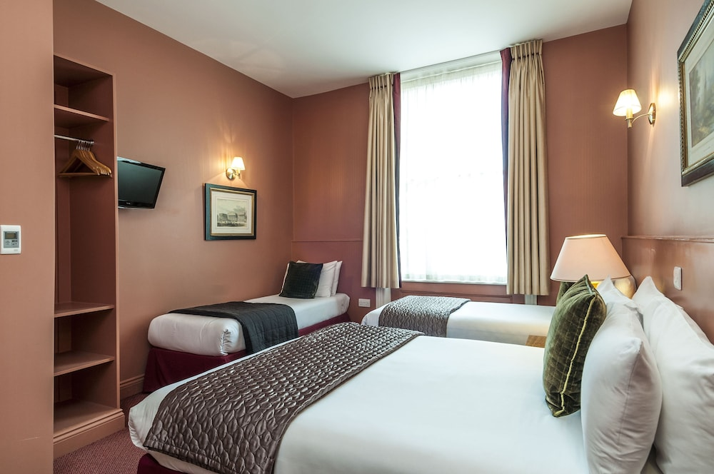 로즈 파크 호텔(Rose Park Hotel) Hotel Image 7 - Guestroom