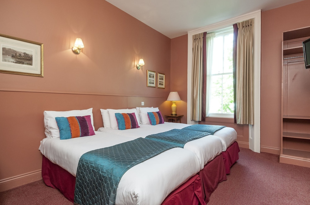 로즈 파크 호텔(Rose Park Hotel) Hotel Image 6 - Guestroom