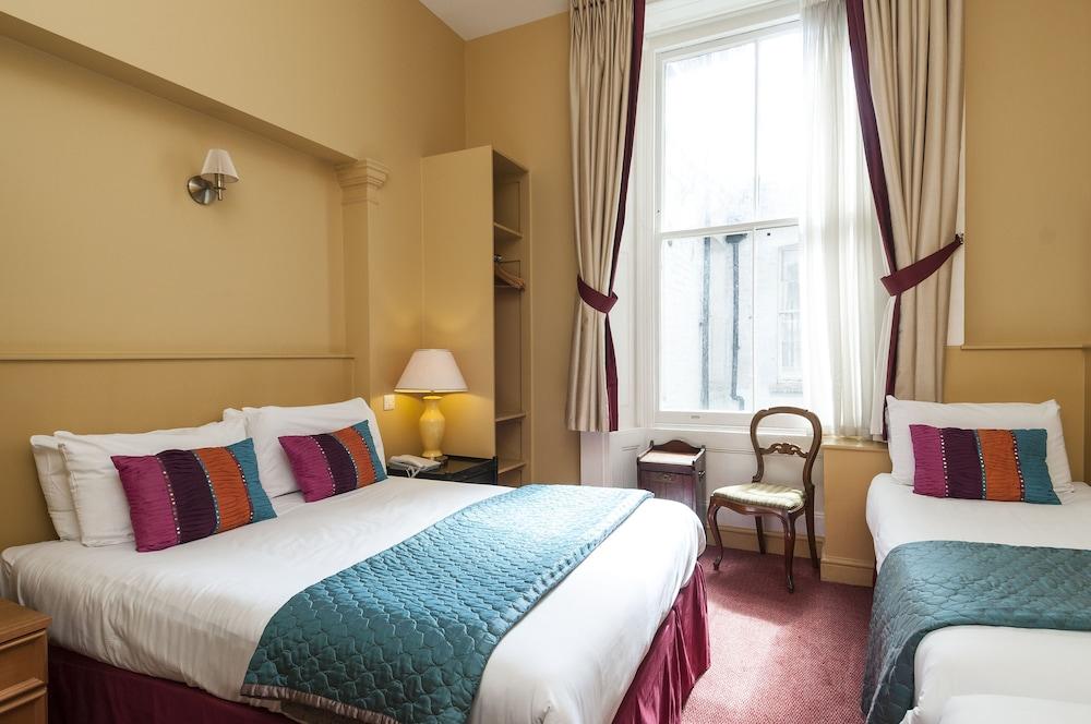 로즈 파크 호텔(Rose Park Hotel) Hotel Image 2 - Guestroom