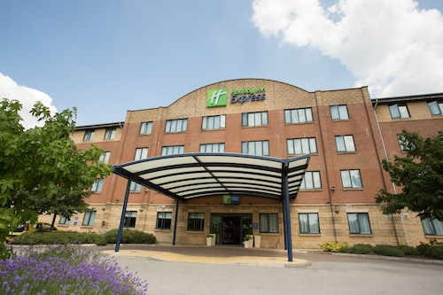 Knowsley - Holiday Inn Express Liverpool-Knowsley M57, Jct.4 - z Wrocławia, 2 kwietnia 2021, 3 noce