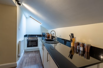 Apart Daire, 2 Yatak Odası (1. Floor, Two Levels, Built İn Beds)