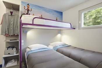 Triple Room, 1 double and 1 single bed or 3 single beds