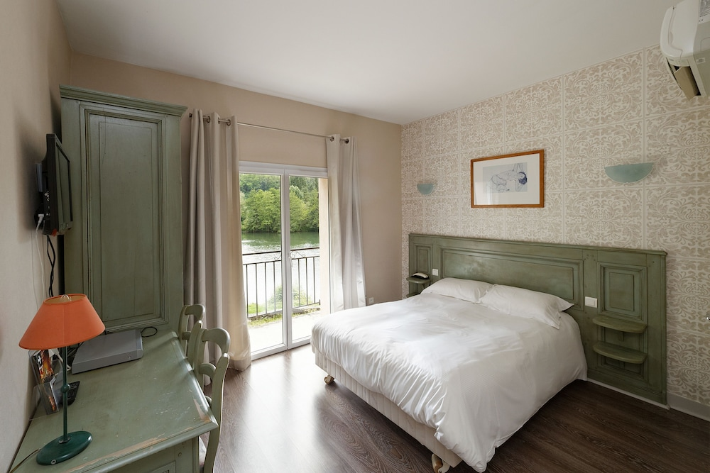 인터-호텔 푸아 오텔 뒤 락(INTER-HOTEL Foix Hôtel du Lac) Hotel Image 9 - Guestroom