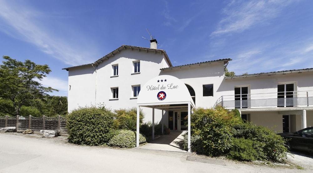 인터-호텔 푸아 오텔 뒤 락(INTER-HOTEL Foix Hôtel du Lac) Hotel Image 37 - Hotel Front