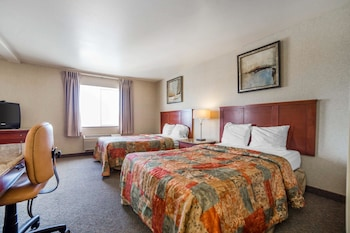 Boise Vacations - Rodeway Inn & Suites - Nampa - Property Image 1