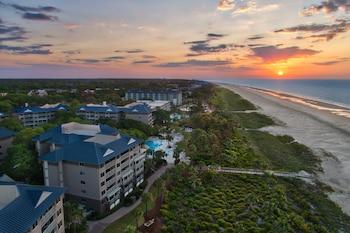 格蘭德海洋萬豪飯店 Marriott's Grande Ocean