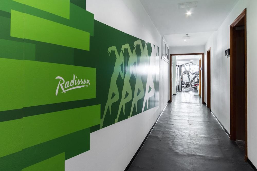 래디슨 호텔 콜로니아 델 사크라멘토(Radisson Hotel Colonia del Sacramento) Hotel Image 37 - Gym