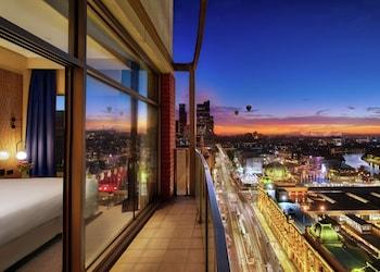 墨爾本 - 福林德斯街希爾頓逸林飯店 DoubleTree by Hilton Hotel Melbourne - Flinders Street