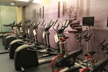 THE ROYAL PARK HOTEL TOKYO SHIODOME Fitness Facility