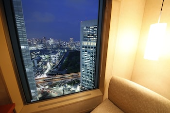 THE ROYAL PARK HOTEL TOKYO SHIODOME View from Property