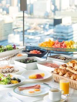 THE ROYAL PARK HOTEL TOKYO SHIODOME Breakfast buffet