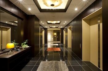 THE ROYAL PARK HOTEL TOKYO SHIODOME Hallway