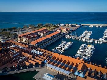 希拉蕊港灣度假酒店 Hillarys Harbour Resort