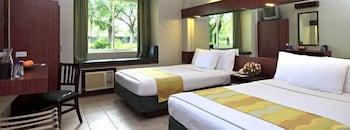 Microtel By Wyndham Tarlac Guestroom