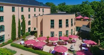 Victor's Residenz-Hotel Schloss Berg - Aerial View  - #0