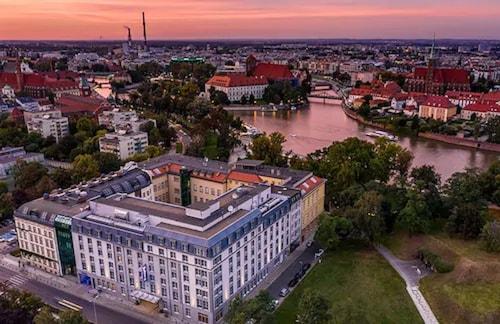 . Radisson Blu Hotel, Wroclaw