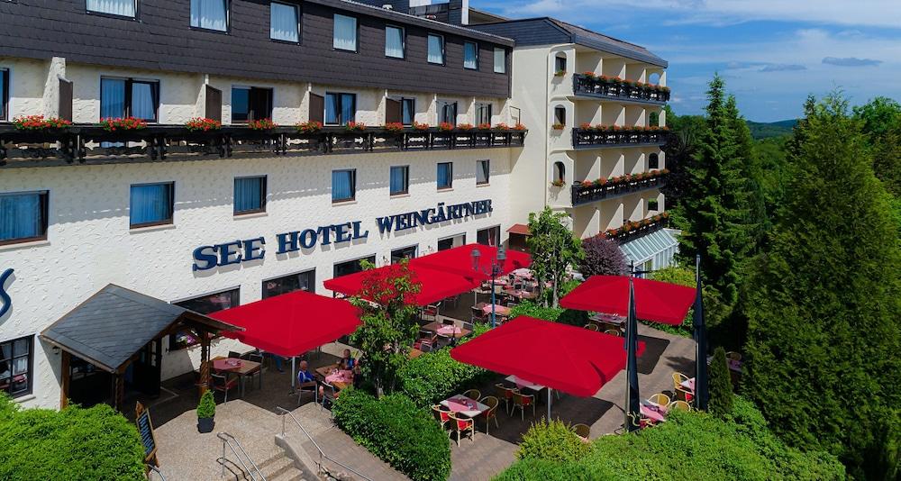빅토르 제호텔 바인가르트너(Victor's Seehotel Weingärtner) Hotel Image 51 - Hotel Entrance