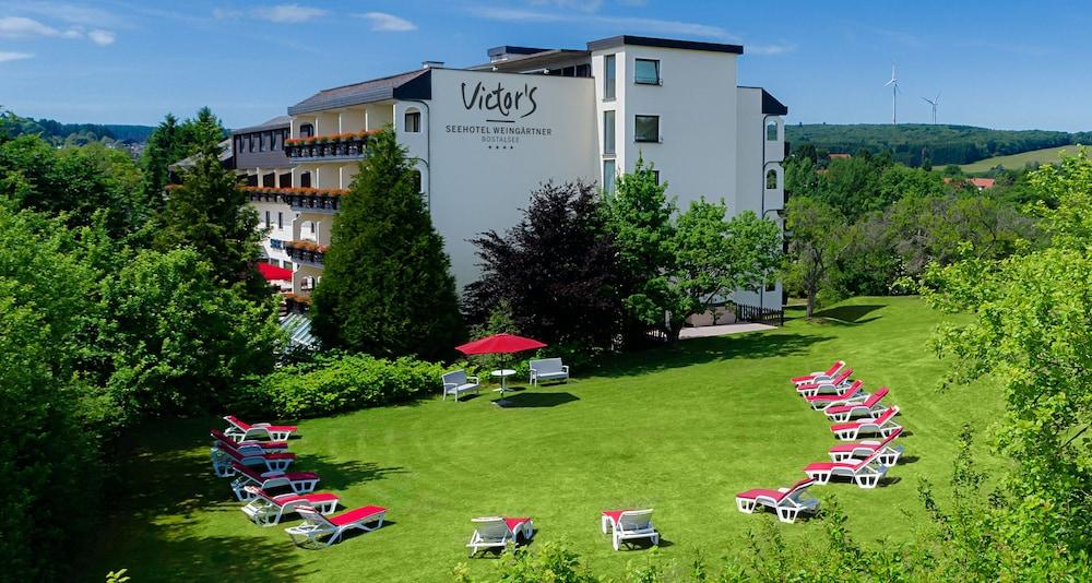 빅토르 제호텔 바인가르트너(Victor's Seehotel Weingärtner) Hotel Image 52 - Garden