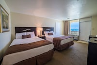 Standard Double Room, 2 Double Beds, Beachside