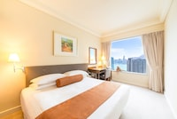 Deluxe Room, 1 Double or 2 Twin Beds, City View